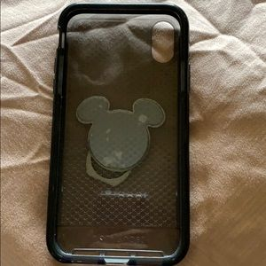 iPhone X case and stand